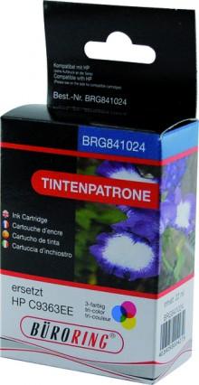 Dreikammer-Farbdruckpatrone farbig für DeskJet 460,5740,5940,6520,
