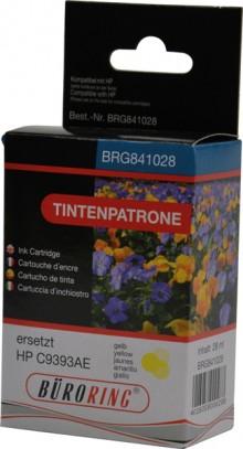 Tintenpatrone 88 gelb für HP HP OfficeJet K550,K5400,L7480