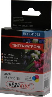 Tintenpatrone farbig für HP Deskjet 5440, Photosmart 2575