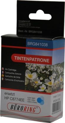 Tintenpatrone cyan hell für HP Photosmart 3210,3310,8250,C5180