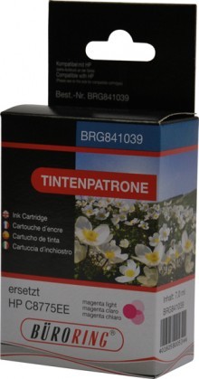 Tintenpatrone magenta hell für HP Photosmart 3210,3310,8250,C5180