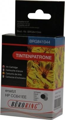 Tintenpatrone schwarz für HP Deskjet D2560, F4280 All-in-One