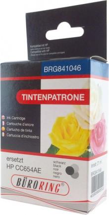 Tintenpatrone schwarz für HP Officejet J4624 All-in-One