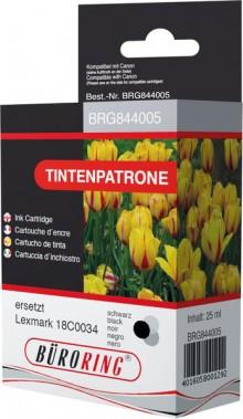 Tintenpatrone schwarz für Lexmark P910, X7100, P6200