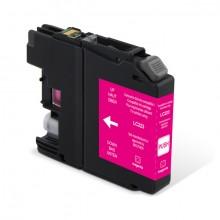 Tintenpatrone magenta für Brother, DCP-J4120DW, J562DW, MFC-J1100 Series,