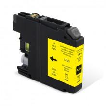 Tintenpatrone gelb für Brother, DCP-J4120DW, J562DW, MFC-J1100 Series,
