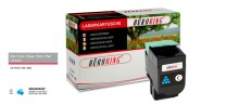 Toner Cartridge cyan für Lexmark CX510de, CX510dhe, CX510dthe