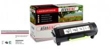 Toner Cartridge schwarz #500HA für Lexmark MS310d / 310-dn / 312dn /