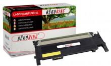 Toner Cartridge gelb für Samsung CLP-320/325