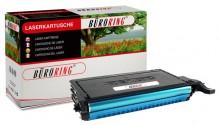 Toner Cartridge cyan für Samsung CLP-620,ND/ 670N,ND