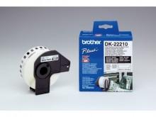 Papier Etiketten 38mmx30,48m für Brother QL500/QL550/QL-500A/QL-560VP/
