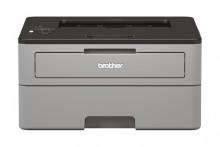 Laserdrucker HL-L2300D mit Duplexdruck, S/W-Druck, incl. UHG,