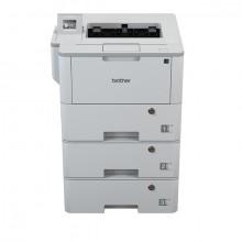 Laserdrucker HL-L6400DW, 3 ab- schließbare Papierfächer, inklusiv