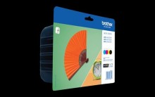 Multipack 4 Farben LC-129XL für MFC-J6520DW, MFC-J6720DW,