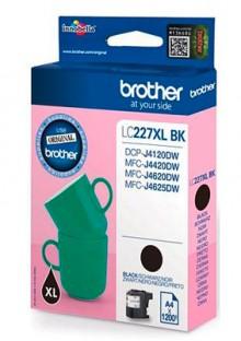 Tintenpatrone LC-227XL schwarz für DCP-J4120DW, MFC-J4420DW,