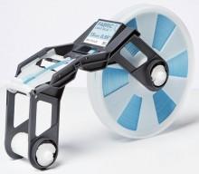 Textilband blau MC-FA1LB 15mm x 300m für Tape Creator TP-M5000N