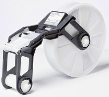 Textilband weiß MC-FA2WH 38mm x 300m für Tape Creator TP-M5000N