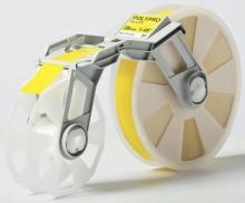 Bandkassette gelb MC-PP2YE 38mmx300m, Plastikband,f. Tape Creator TP-M5000N
