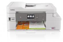 Multifunktionsgerät MFC-J1300DW inkl. UHG, drucken/scannen/kopieren/faxen