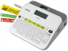 Beschriftungsgerät P-touch PT-D400VP TZ-Schriftbänder 3,5-18 mm