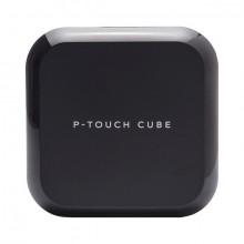 Beschriftungsgerät P-touch Cube Plus schwarz, speziell für Smartphones