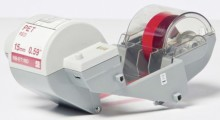 Farbband rot RB-ET1RD 15mmx300m, für Tape Creator TP-M5000N