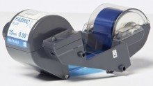 Textilfarbband blau RB-FA1BU 15mmx300m, für Tape Creator TP-M5000N