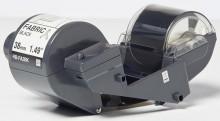 Textilfarbband schwarz RB-FA1BK 38mmx300m, f. Tape Creator TP-M5000N
