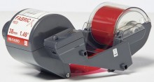 Textilfarbband rot RB-FA2RD 38mmx300m, für Tape Creator TP-M5000N