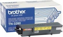 Toner TN-3280, schwarz für DCP-8070D,DCP-8085DN,HL-5340D,