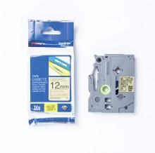 Schriftbandkassette TZE-MPGG31 laminiert, 12 mm x 4 m,