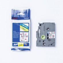 Schriftbandkassette TZE-MPPH31 laminiert, 12 mm x 4 m,