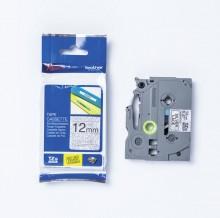 Schriftbandkassette TZE-MPSL31 laminiert, 12 mm x 4 m,