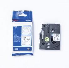 Schriftbandkassette TZE-R231 12 mm x 4 m, Textilband