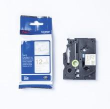 Schriftbandkassette TZE-R234 12 mm x 4 m, Textilband
