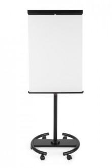 Flipchart mobil, magnetisch, höhenverstellbar, Tafelfläche