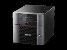 TeraStation WS5220 Windows Storage Server 2016, 2x4 TB, RAID 0/1/JBOD
