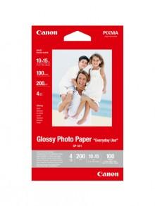 Fotoglanzpapier GP-501,210g/qm 10 x15cm für IP1600, IP4200,
