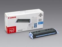 Toner Cartridge 707 cyan für LBP-5000,LBP-5100