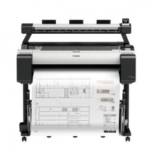 Großformatdrucker IPF TM300 + Scanner, T36, DIN A0, 36 Zoll, 91,4cm