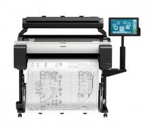 Großformatdrucker IPF TM300 + Scanner, T36 und integriertem PC