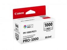 Tinte PFI-1000PGY für Pro-1000, photograu, Inhalt: 80 ml