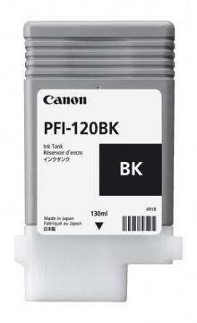 Tinte PFI-120BK, schwarz für iPF TM200, TM205, TM300, TM305