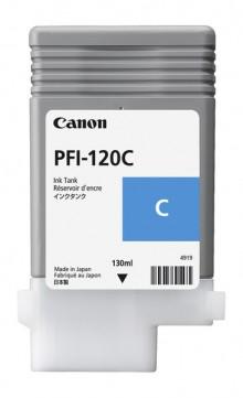 Tinte PFI-120C, cyan für iPF TM200, TM205, TM300, TM305