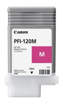 Tinte PFI-120M, magenta für iPF TM200, TM205, TM300, TM305