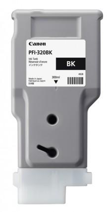 Tinte PFI-320BK, schwarz für iPF TM200, TM205, TM300, TM305