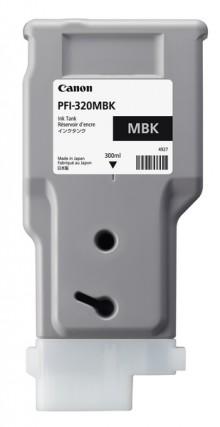 Tinte PFI-320MBK, mattschwarz für iPF TM200, TM205, TM300, TM305