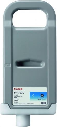 Tinte PFI-703C, cyan für IPF810,IPF815, IPF820, IPF825
