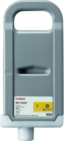 Tinte PFI-703Y, yellow für IPF810,IPF815, IPF820, IPF825