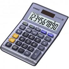 Tischrechner MS-100 TER II, blau, 10-stelliges Display, TAX-Funktion,